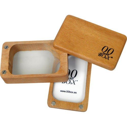 00 Pocket Box (88 x 51 x 38 mm)   ()  Varios Parafernalia