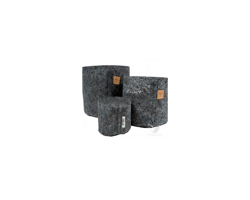 ROOT POUCH CHARCOAL (13 X 13 CM) 1SQ   ()