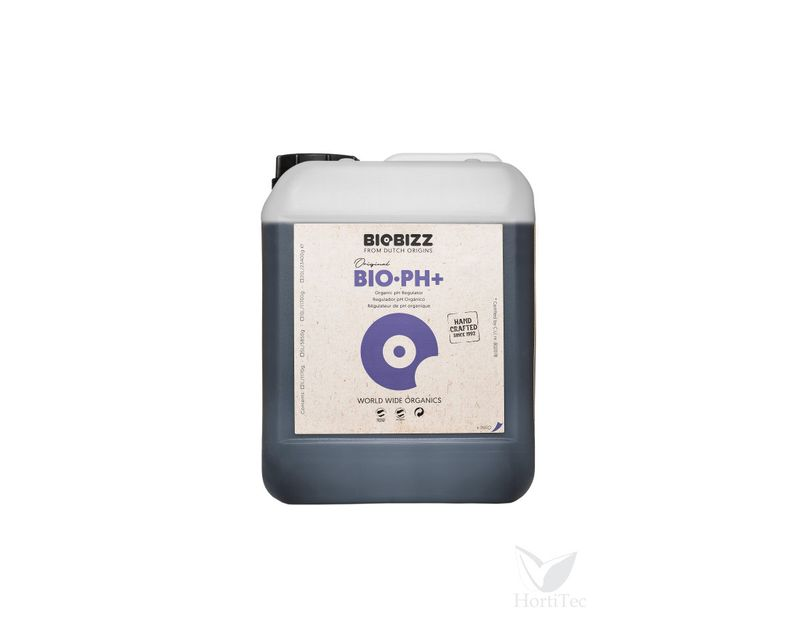 Ph+  ph regulator 5 l biobizz  ()