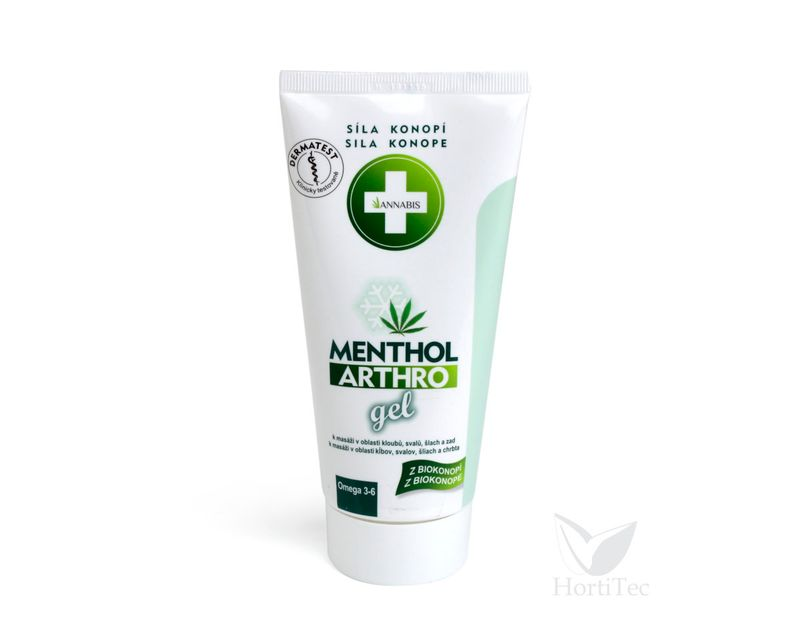 MENTHOLCANN ARTHRO 200 ML Capacidad (ml): 200  ()