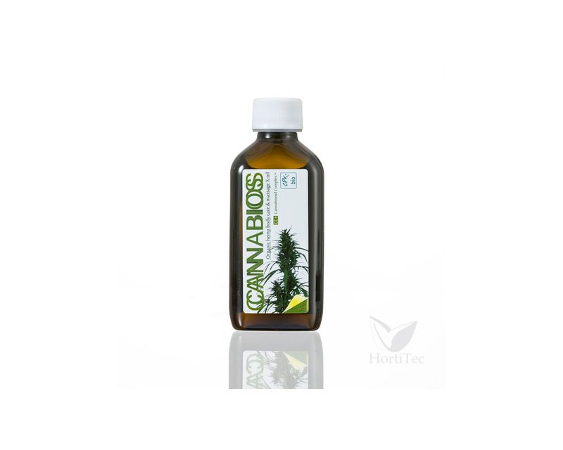 ACEITE MASAJE X-OIL LEMON 500 ML CANNABIOS   ()