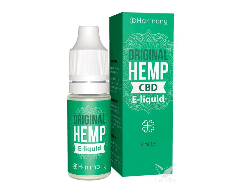 E-LIQUID HEMP CBD 600mg  ()