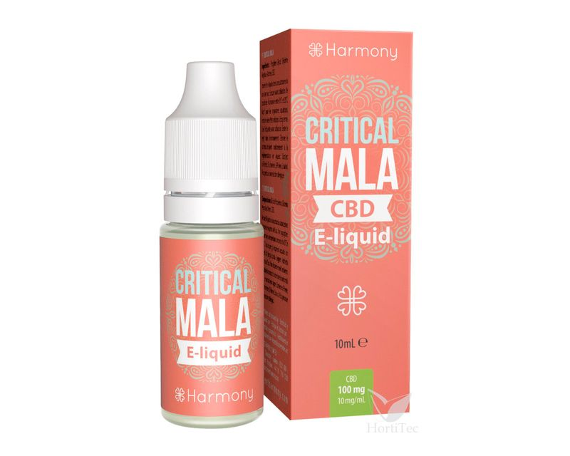 E-LIQUID CRITICAL MALA CBD mg: 100  ()