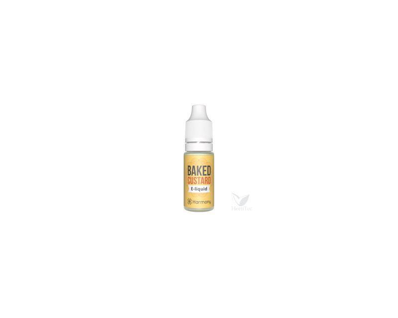 E-LIQUID BAKED CUSTARD CBD mg: 300  ()
