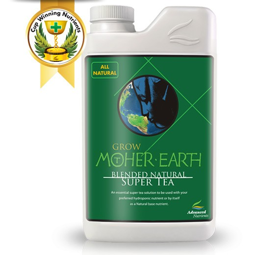 Mother Earth Organic Tea Grow  (1 Litro) ADVANCED NUTRIENTS