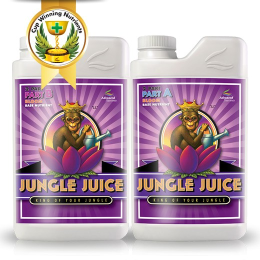 Jungle Juice Bloom A&B  (1 Litro) ADVANCED NUTRIENTS