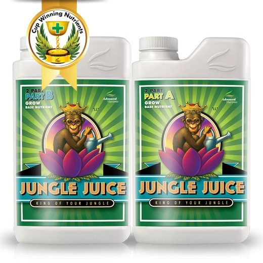 Jungle Juice Grow A&B  (1 Litro) ADVANCED NUTRIENTS