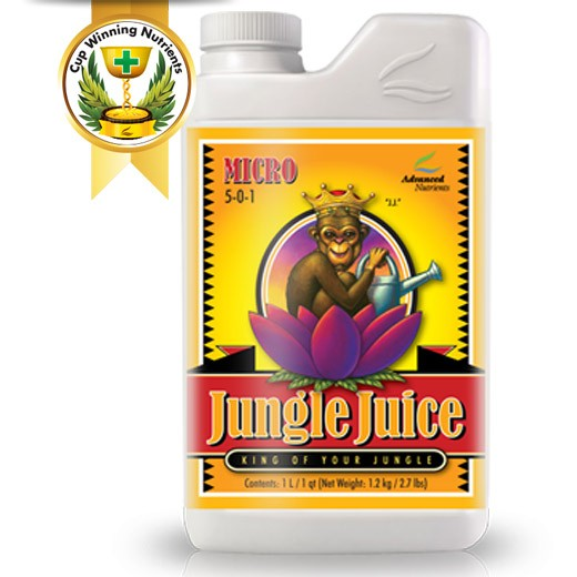 Jungle Juice Micro  (1 Litro) ADVANCED NUTRIENTS