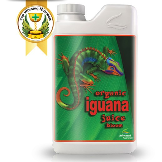 Organic Iguana Juice Bloom  (1 Litro) ADVANCED NUTRIENTS