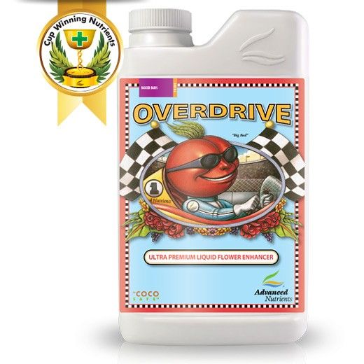 Overdrive  (1 Litro) ADVANCED NUTRIENTS