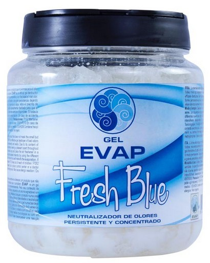 Ambientador Evap Fresh Blue 900 ml.