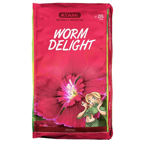 Worm Delight (Humus Lombriz) 20 L