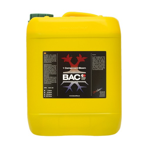 1 Componente Soil Bloom   (10 Litros) BAC