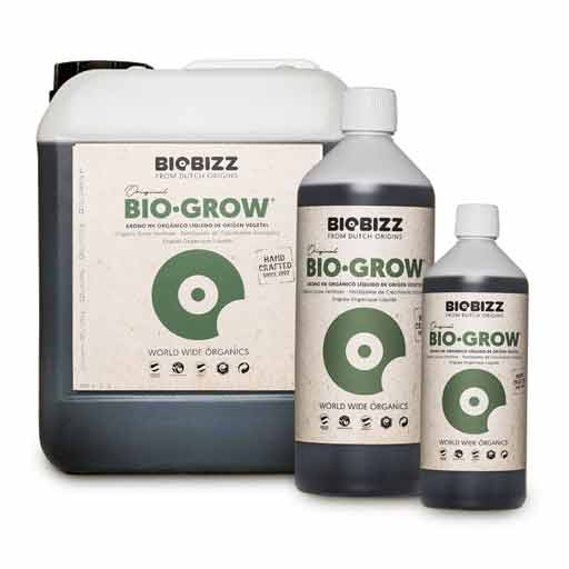 Bio grow Fertilizante (1 Litro) BIOBIZZ
