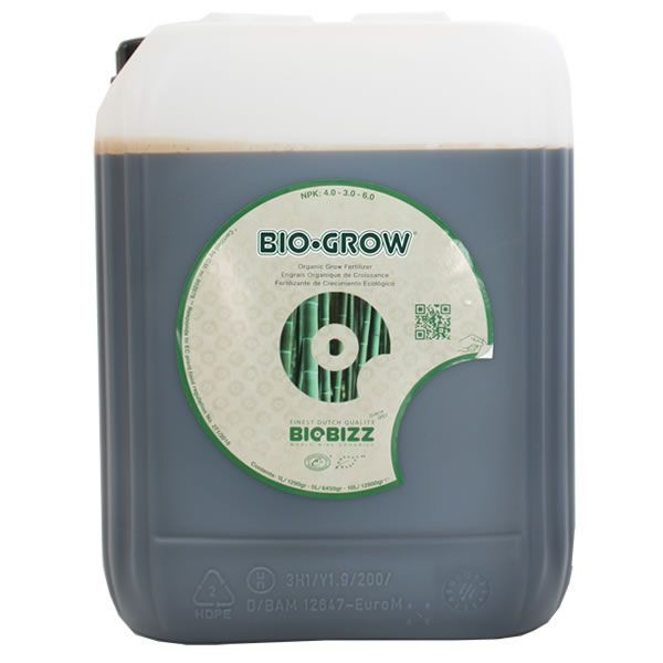 Bio grow 10 L  (Fertilizante) BIOBIZZ