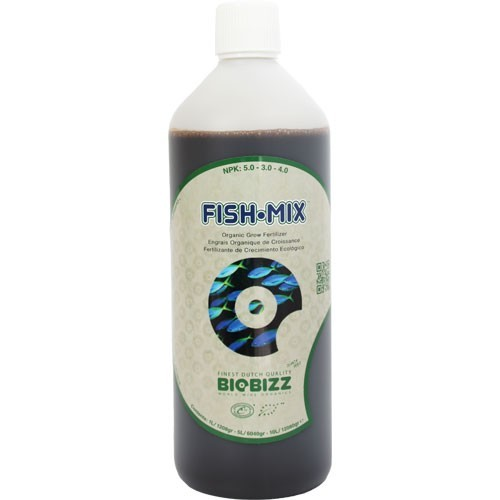 Fish-mix Fertilizante (500 ml) BIOBIZZ