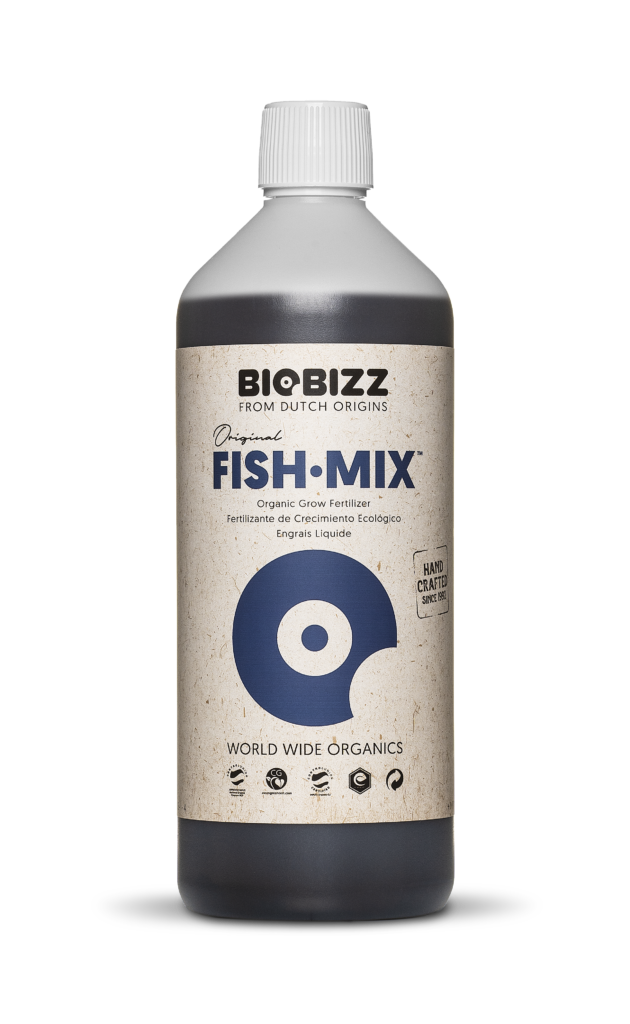 Fish-mix Fertilizante (10 Litros) BIOBIZZ