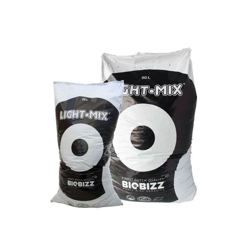 Light Mix 20 L  (Sustrato) BIOBIZZ