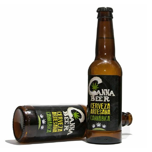 Cannabeer Original 33 cl.