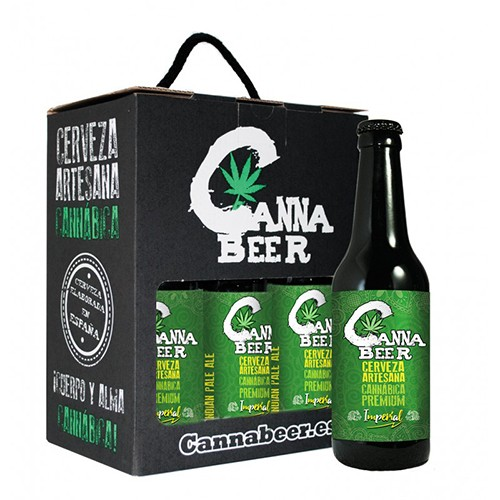 Cannabeer Imperial 33 cl.