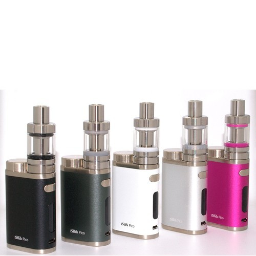 MOD istick Pico Eleaf 75W Negro (Bat. No incluida)