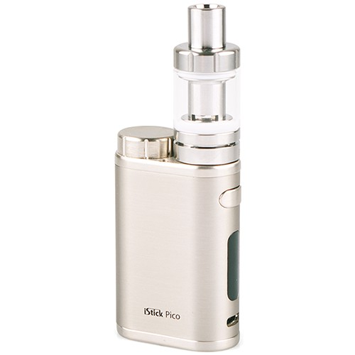 MOD istick Pico Eleaf 75W Plata (Bat. No incluida)