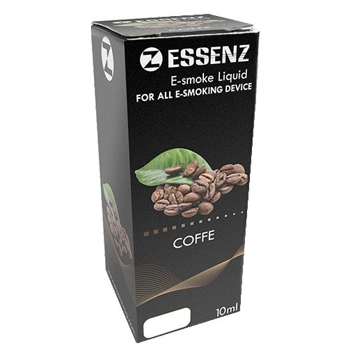 Café 10 ml Essenz 18 mg