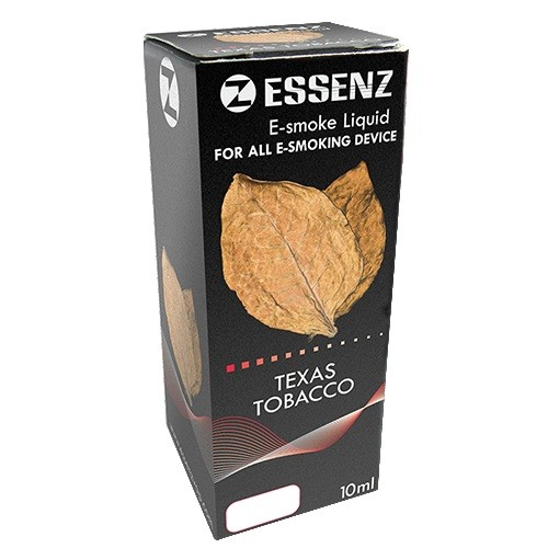 Texas (Tabaco) 10 ml Essenz 12 mg