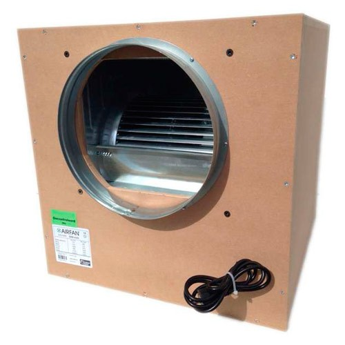 Extractor Isobox MDF (3250 m3 - boca 2x250 OUT: 315)   ()