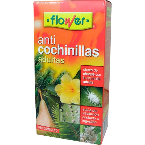 Anti-cochinilla efecto choque 100 ml  () FLOWER