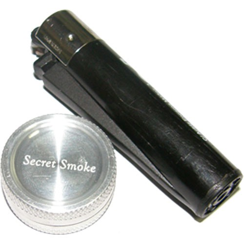 Grinder Secret Smoke Mini 30mm Aluminio  ()
