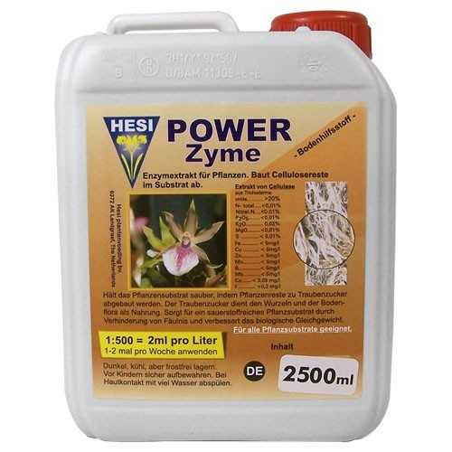 Power Zyme 2,  5 L  () HESI
