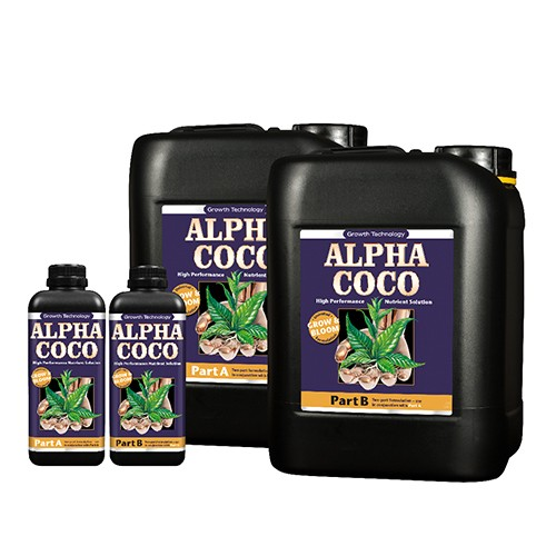 Alpha Coco A 1 L   () GROWTHTECHNOLOGY