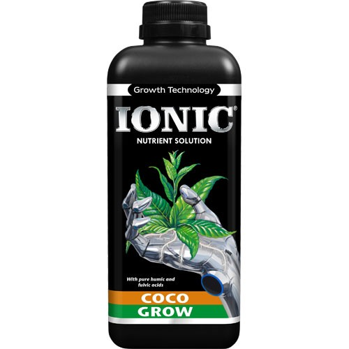 Ionic coco grow 1 L  (1 Litro) GROWTHTECHNOLOGY
