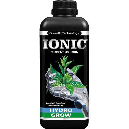 Ionic hydro gow 1 L  (1 Litro) GROWTHTECHNOLOGY