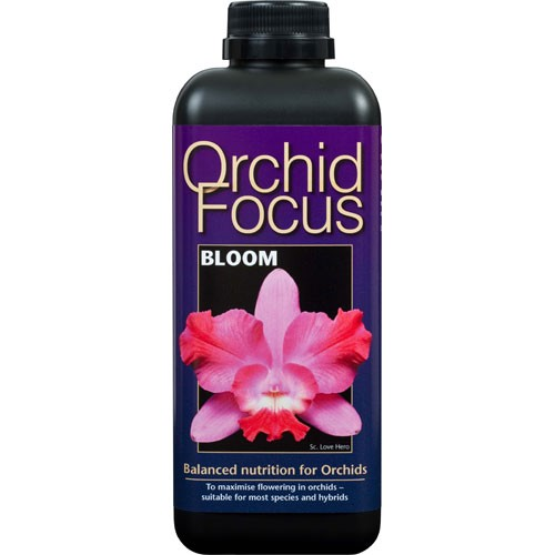 Orchid Focus Bloom 1 L  (1 Litro) GROWTHTECHNOLOGY