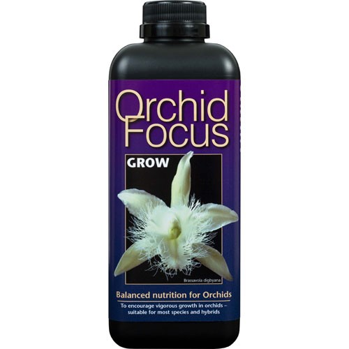 Orchid Focus grow 1 L  (1 Litro) GROWTHTECHNOLOGY
