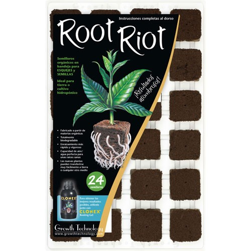 Root Riot Propagation Kit Ionic  () GROWTHTECHNOLOGY