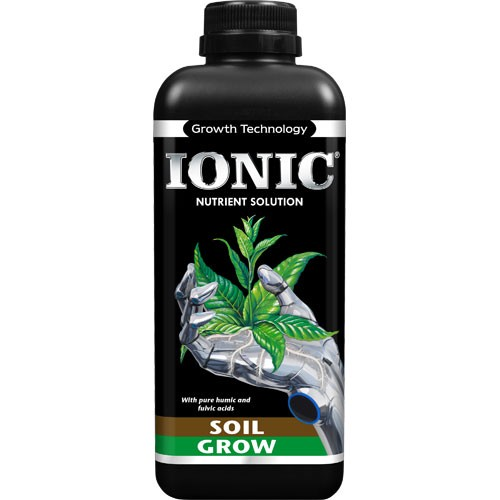 Ionic soil grow 1 L  (1 Litro) GROWTHTECHNOLOGY