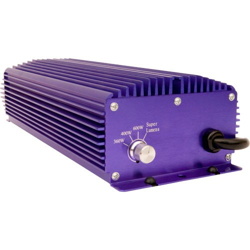 Balastro Electronico Lumatek regulable 1000W  ()