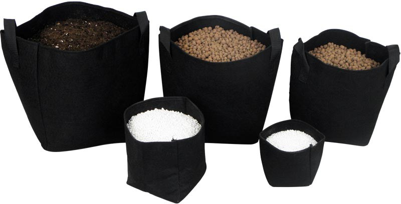Tex pot Negra 25 L x 1u  ()