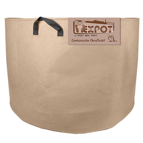 Maceta Texpot Urban 50 L. Color Arena   ()