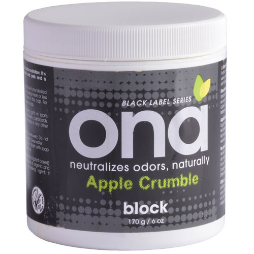 ONA Block APPLE 170 g.  () ONA