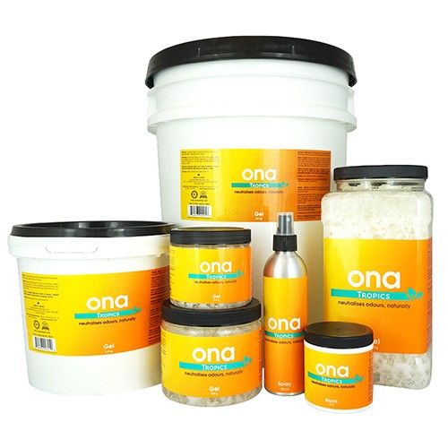 ONA Gel TROPICAL 3,  8 kg.