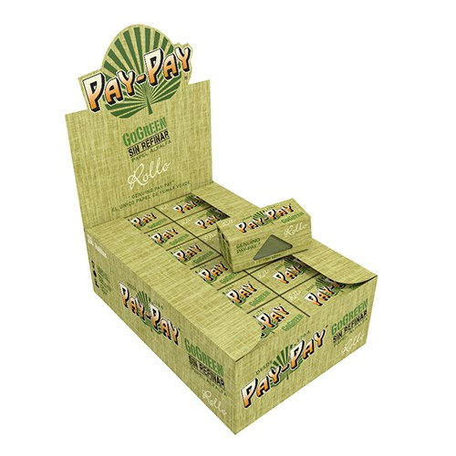 Papel Pay-Pay GoGreen Rollo 5 mts. 24 uds./ caja