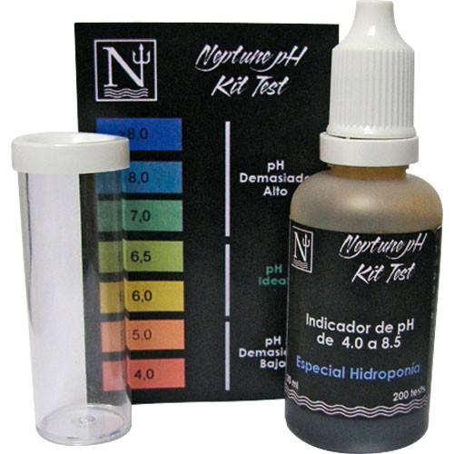 pH Kit Test Neptune Hydroponics  ()