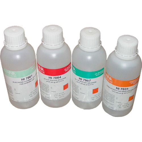 Liquido calibrador PH 7.01 230 ml