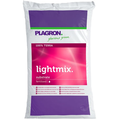 Light-Mix con perlita 50 L  () PLAGRON