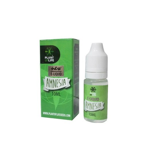 E-Liquid Amnesia 10 ml. Plantoflife