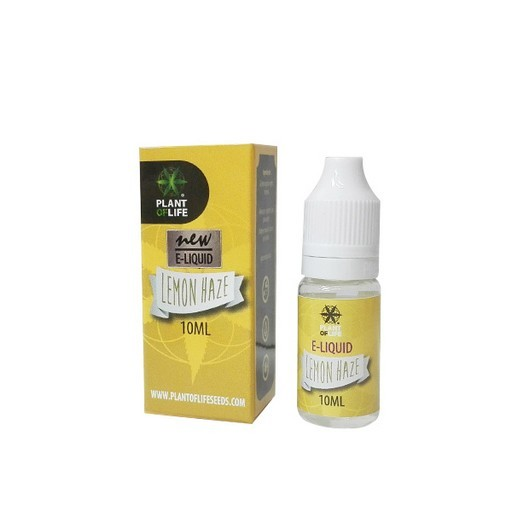 E-Liquid Lemon Haze 10 ml. Plantoflife